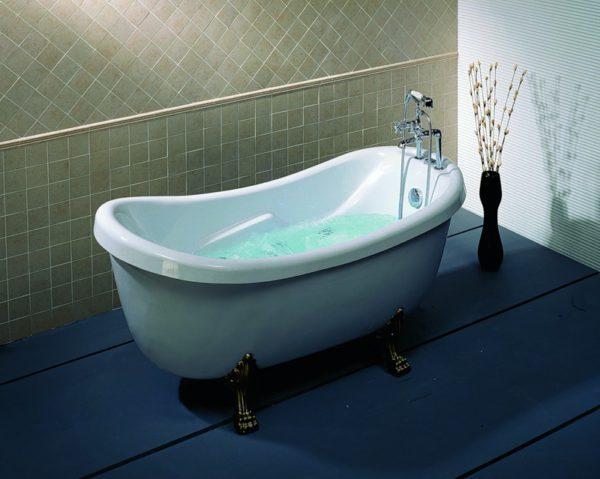 Керамическая плитка для отделки ванной комнаты