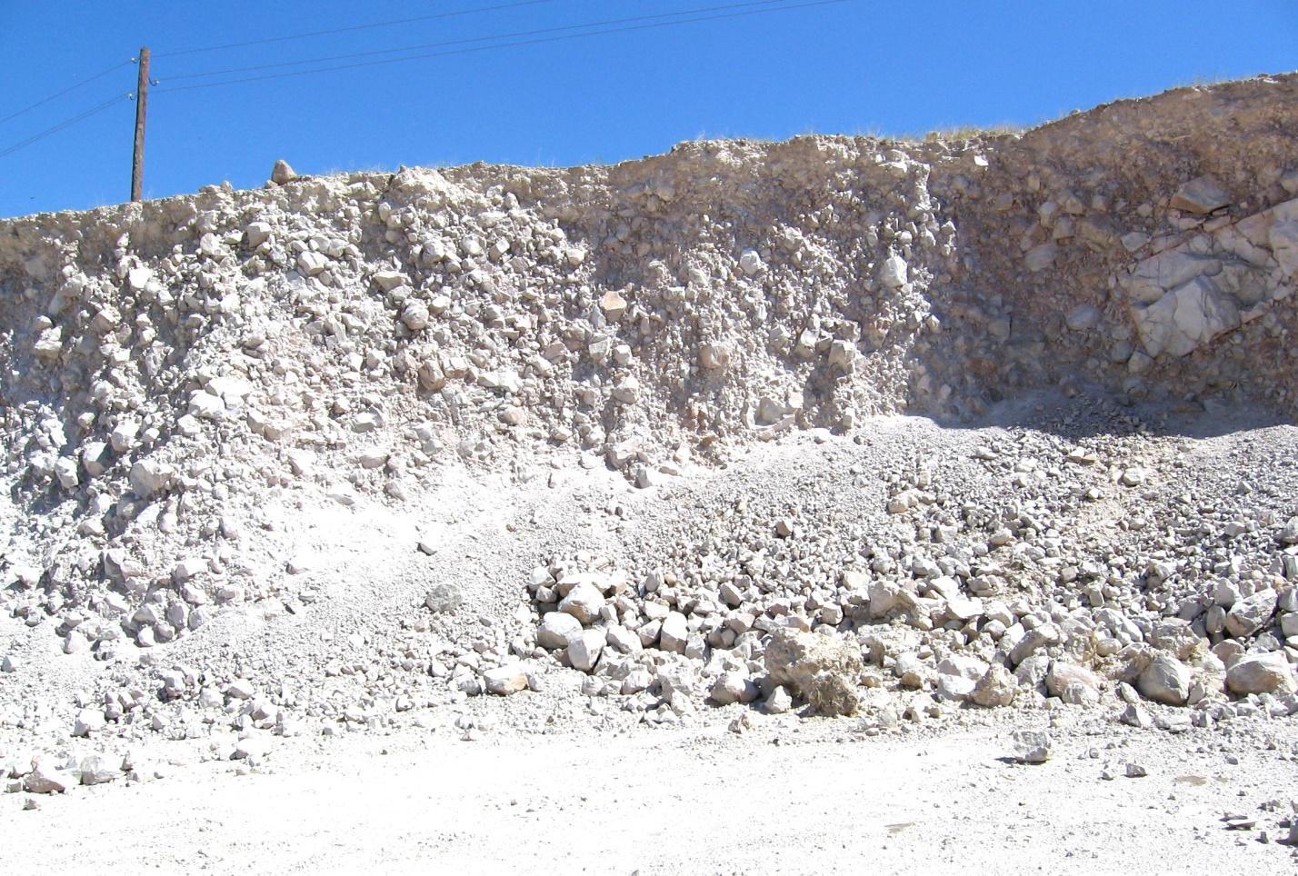 Перлитовый песок