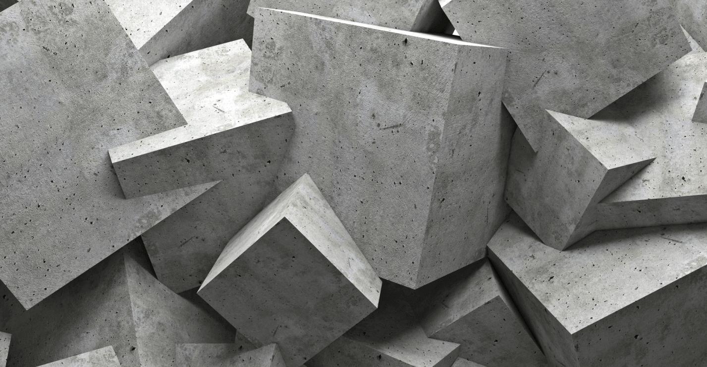Плотный бетон