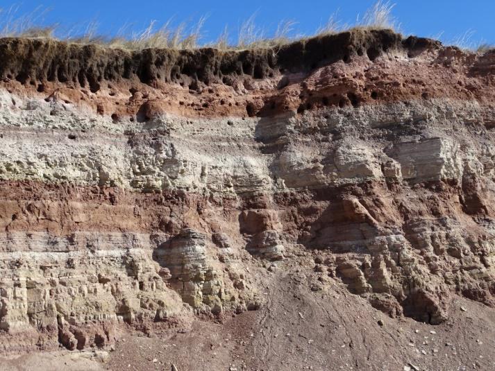 Флювиогляциальный песок