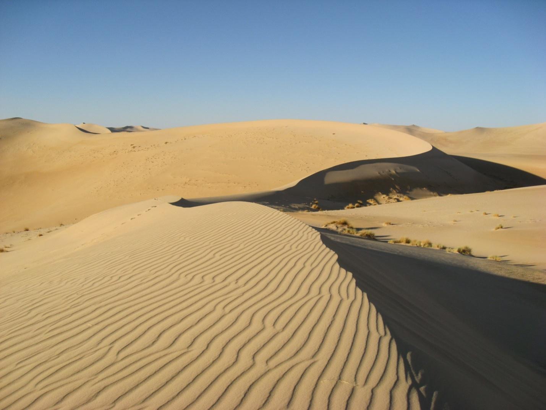 Эоловый песок
