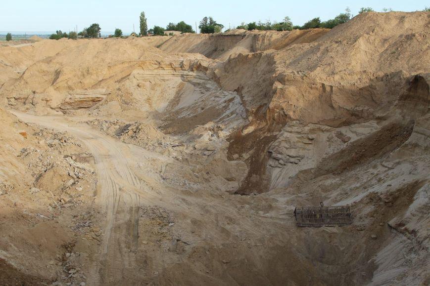 Делювиальный песок