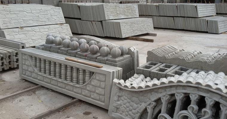 Гипсовый бетон