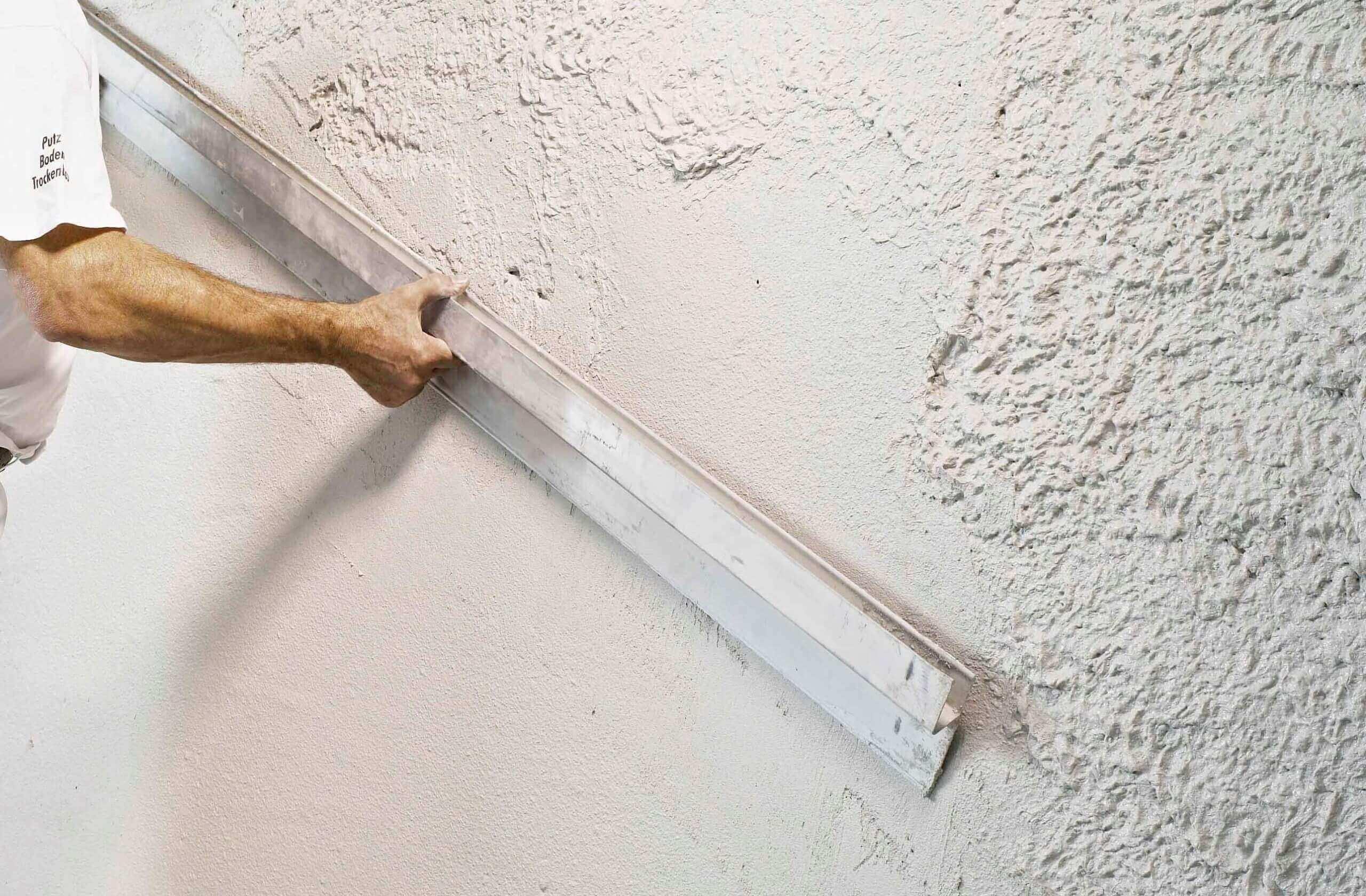 ТОП–10 правил нанесения штукатурки