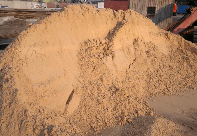 Песок марки 800