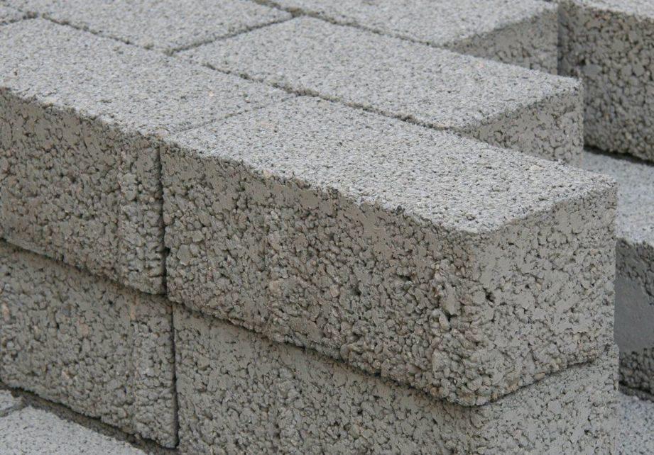 Крупнопористый бетон