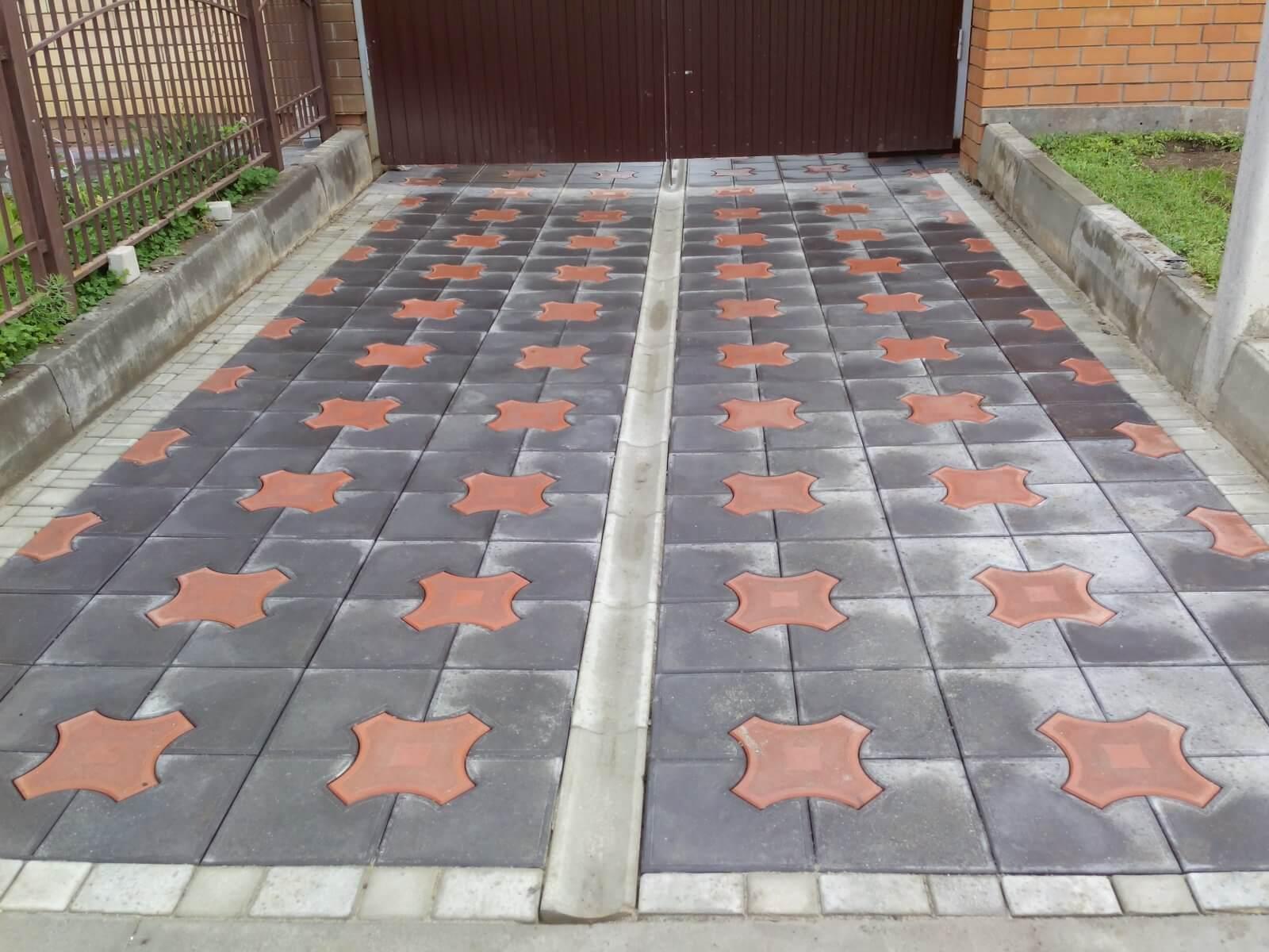 Изготовление смеси для тротуарной плитки